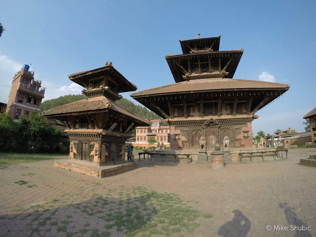 Indreshwar Mahadev Temple in Panauti, Nepal by MikesRoadTrip.com