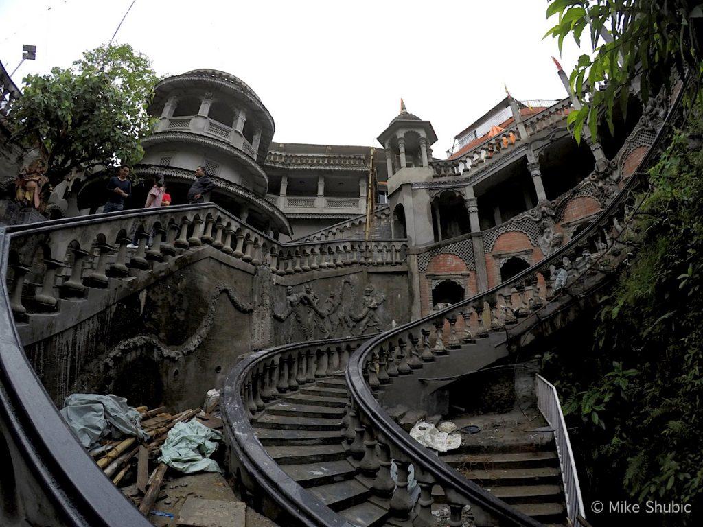 Gupteshwor Mahadev Cave in Pokhara by MikesRoadTrip.com