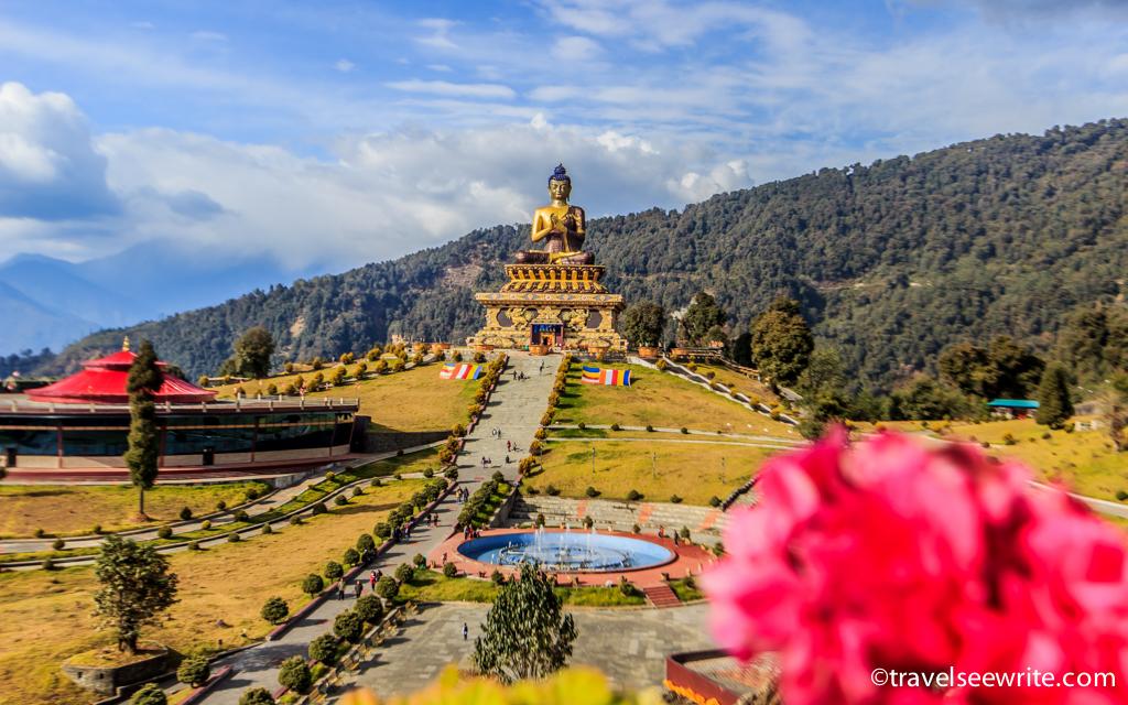 Budha Park, South Sikkim, India