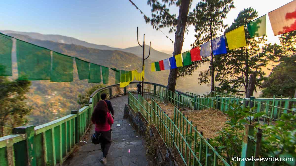Sucide Valley, Gangtok, Sikkim, India-1