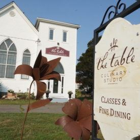 The Table Culinary Studio – where the land and sea collide in utter delight
