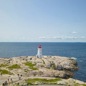 Peggy's Cove is a kaleidoscopic setting not to be missed