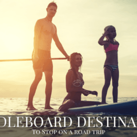 Best paddleboard destinations in the U.S.