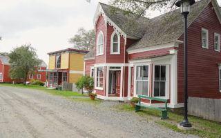 Sherbrooke Village in Nova Scotia by Mike Shubic of MikesRoadTrip.com