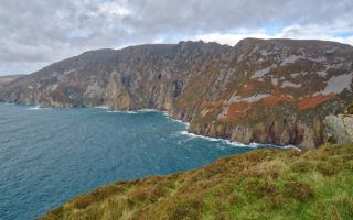 Slieve League in Donegal, Ireland by Mike Shubic of MikesRoadTrip.com