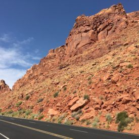 A 7634 mile journey through the western United States, with one minor hiccup