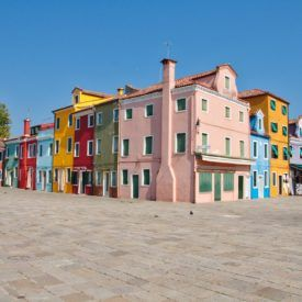 Burano, Italy: Most colorful island in the world