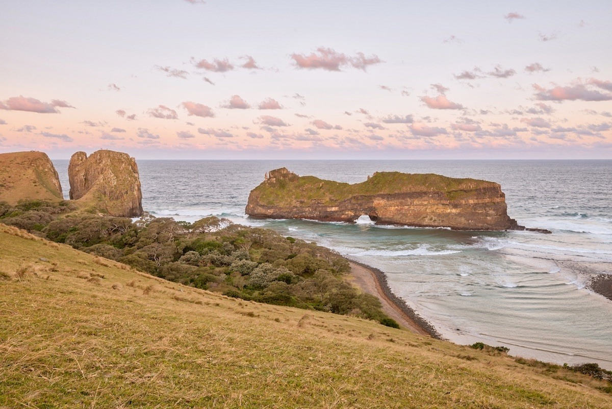 South African road trip to Transkei Hole-in-the-wall