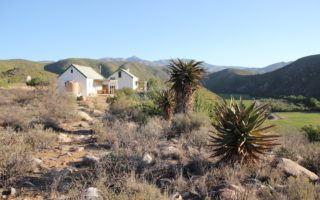 Klein Karoo along a South African Road Trip