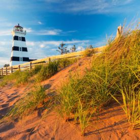 A guide to a Prince Edward Island (PEI) road trip