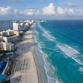 Cancun, Mexico blog & vlog — And, a near-death experience
