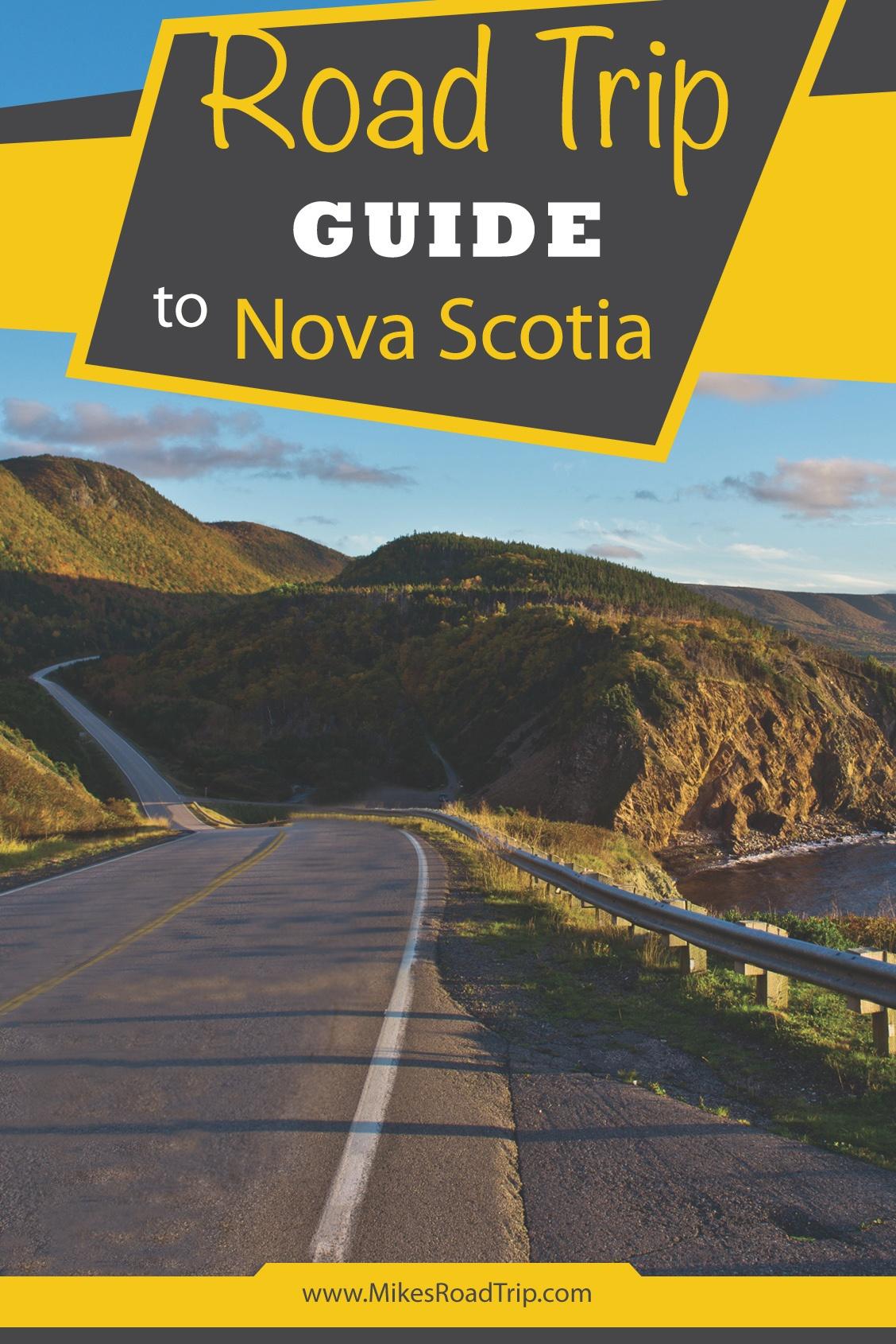 Nova Scotia Road Trip Guide 2