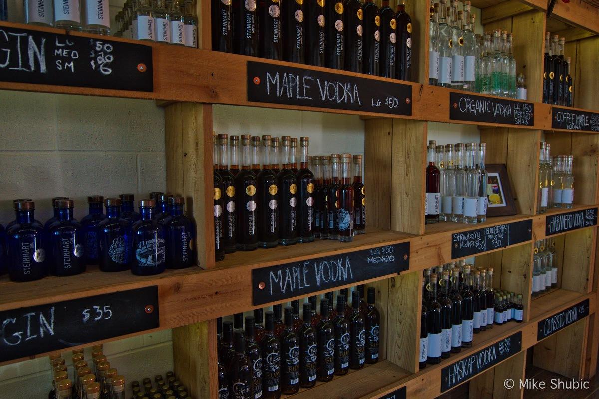 Steinhart Maple Vodka by MikesRoadTrip.com