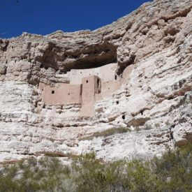 Montezuma Castle – A Truly 'Historic' Home