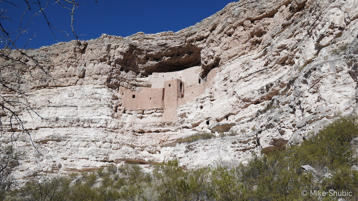 Arizona's Montezuma Castle