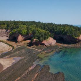New Brunswick Road Trip Guide to the Bay of Fundy
