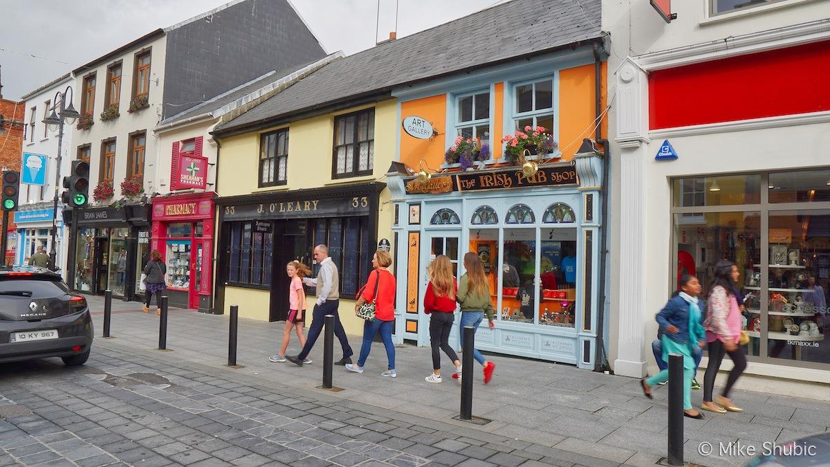 downtown Killarney by MikesRoadTrip.com