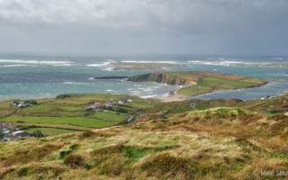 Wild Atlantic Way at Sky Road by MikesRoadTrip.com