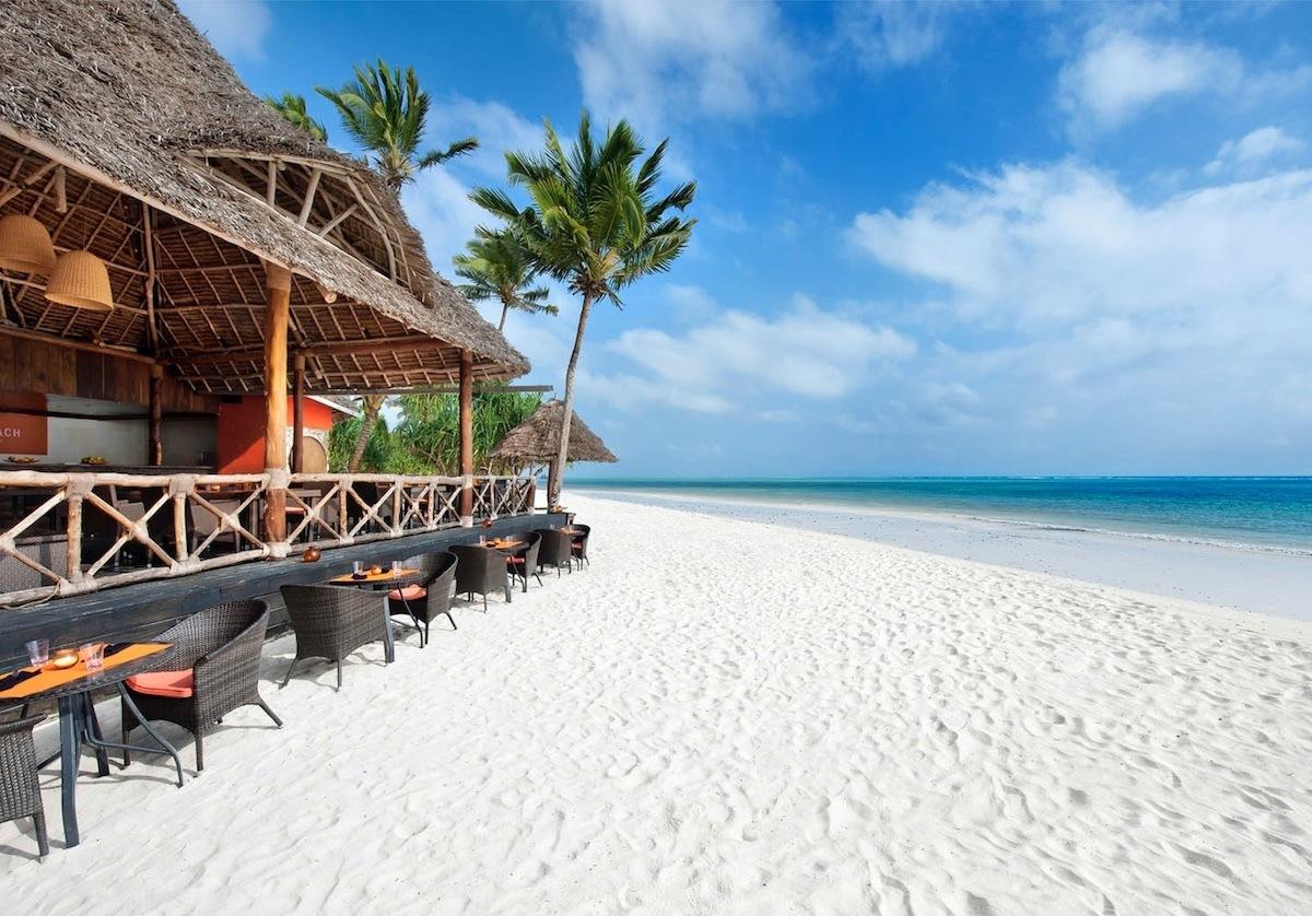 Zanzibar Beach in Africa