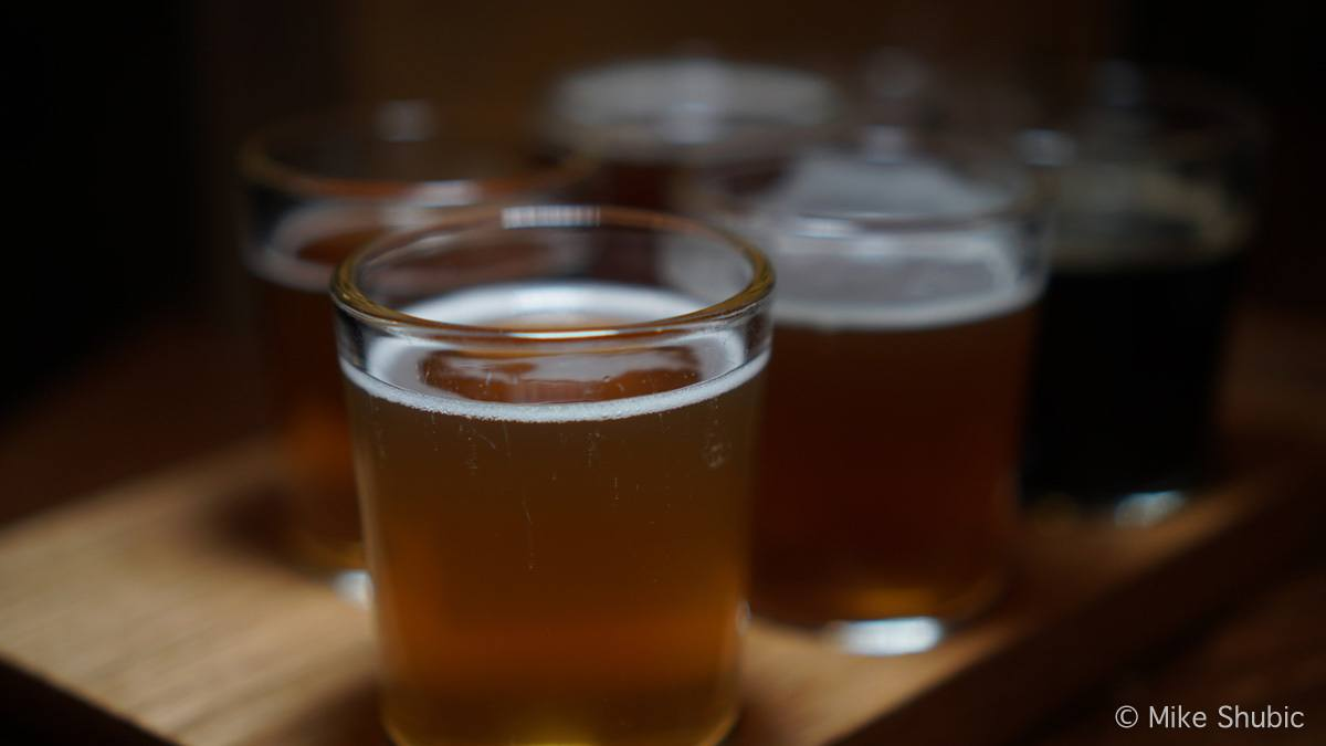 South Lake Tahoe craft beer by MikesRoadTrip.com