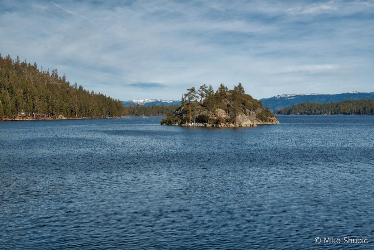 Emerald Bay South Lake Tahoe by MikesRoadTrip.com