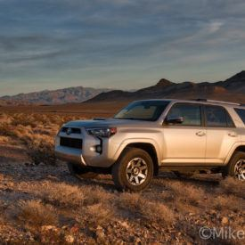 South Lake Tahoe road trip guide from Phoenix in the all-new Toyota 4Runner