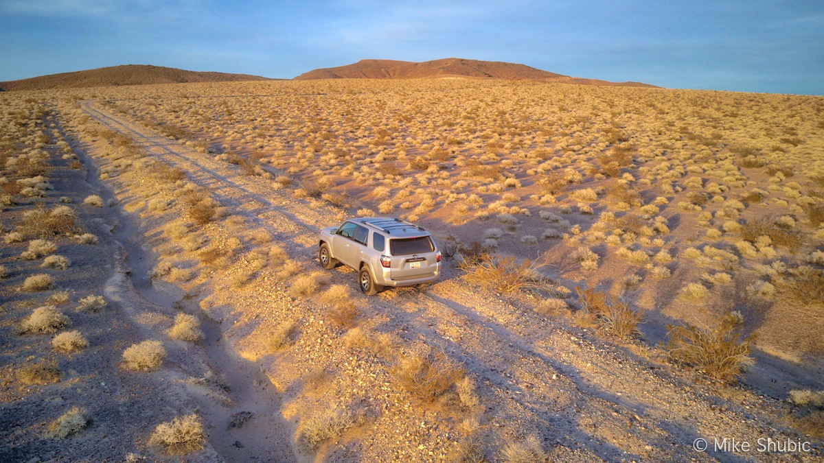 Toyota 4Runner road trip off road by MikesRoadTrip.com