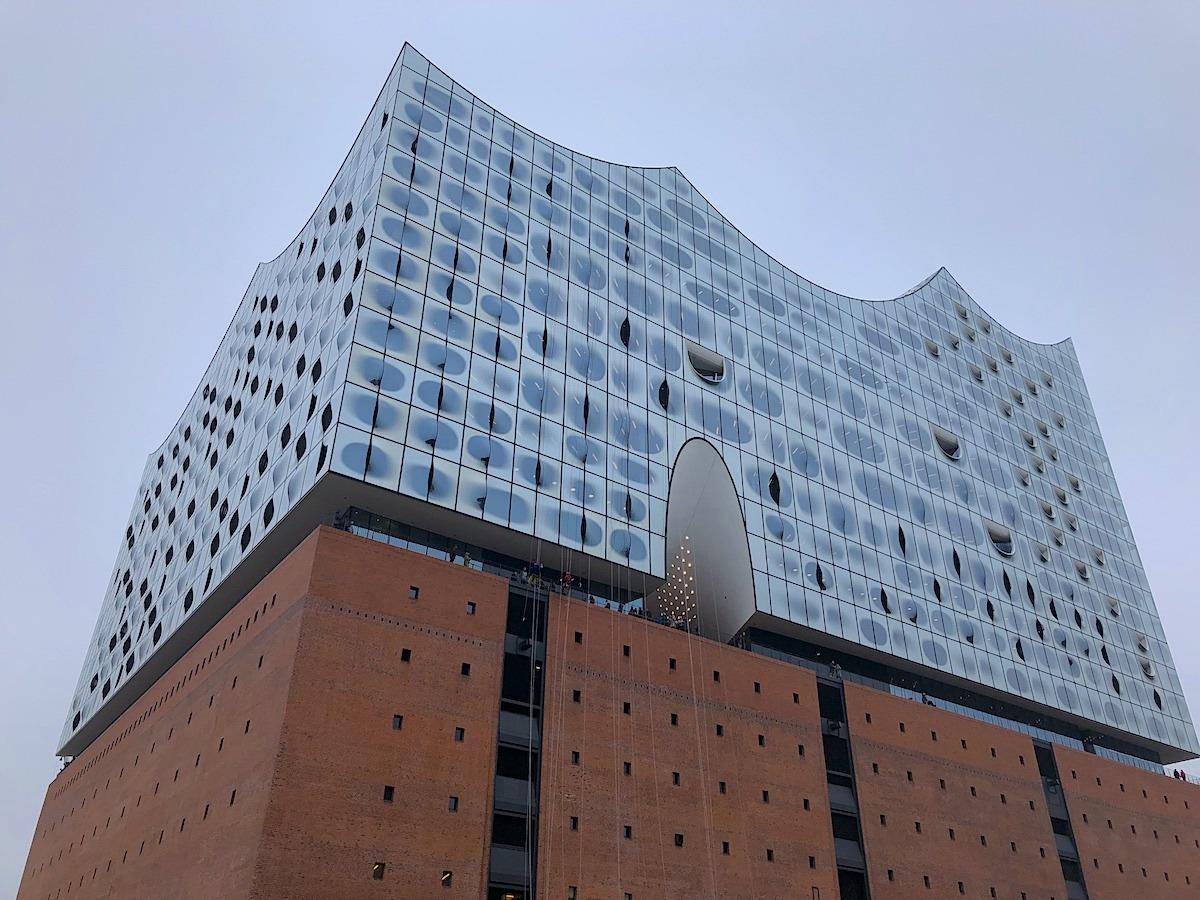 Westin Hamburg Hotel Elbphilharmonie by MikesRoadTrip.com