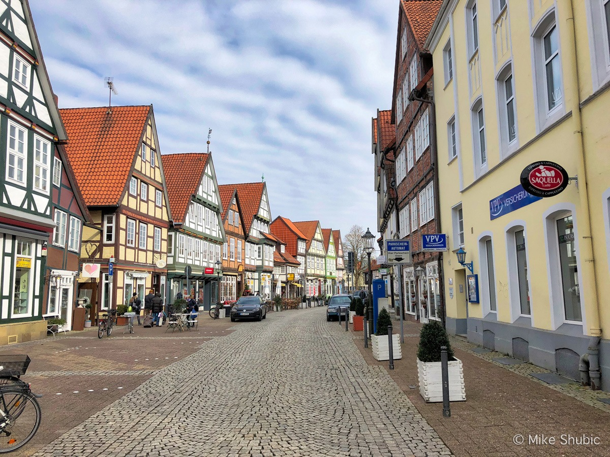 Celle Germany by MikesRoadTrip.com