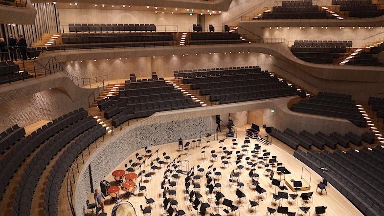 Elbphilharmonie in Hamburg by MikesRoadTrip.com