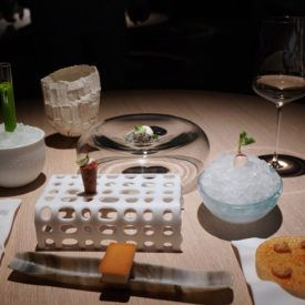 Bianc Restaurant in Hamburg is defining culinary mastery