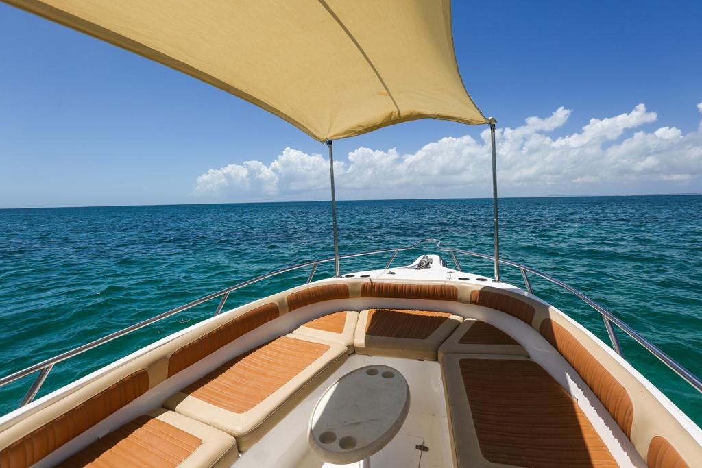 Luxury Boat Trip Vilankulo Mozambique