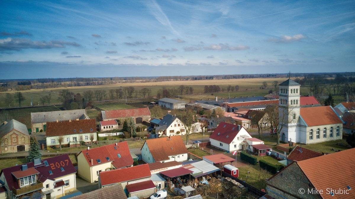 Rural Germany aeria by MikesRoadTrip.com