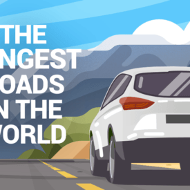 The Longest Road Trip Roads in the World