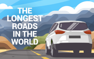 List of the longest road trip roads in the world (header)