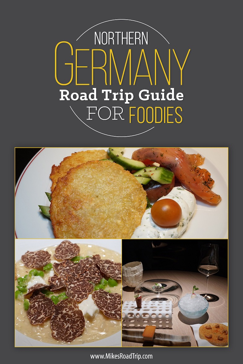 Northern Germany Road Trip for Foodies by MikesRoadTrip.com