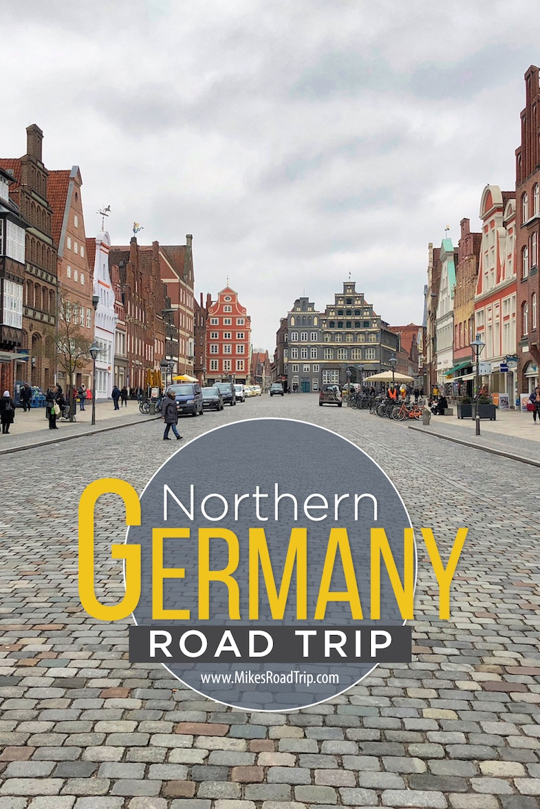 Norther Germany Raod Trip Pin https://www.mikesroadtrip.com/northern-germany-road-trip/