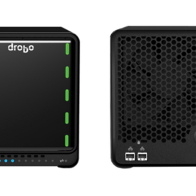 Getting Serious about Storage – An Experiential Look at the Drobo 5N2